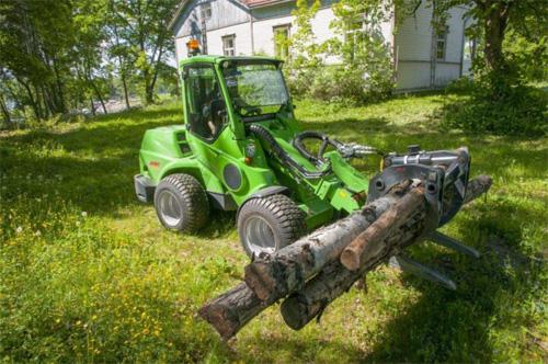 Bortforsling träd